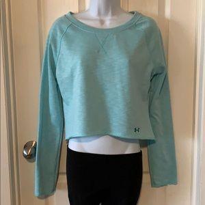 Under Armour crop top sweater